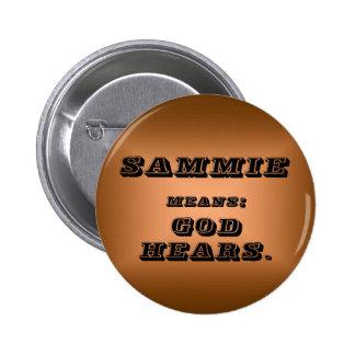 Sammie Buttons