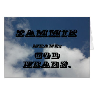 Baby name faith gifts t shirts art posters other gift ideas sammie card negle Gallery