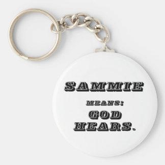 Sammie Key Ring