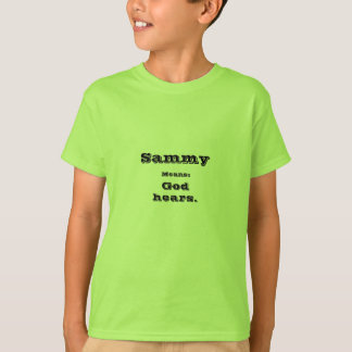 Sammy T-Shirt