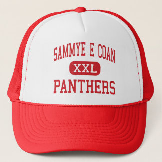 Sammye E Coan - Panthers - Middle - Atlanta Trucker Hat