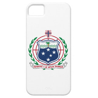 Samoa Coat of Arms iPhone 5 Covers