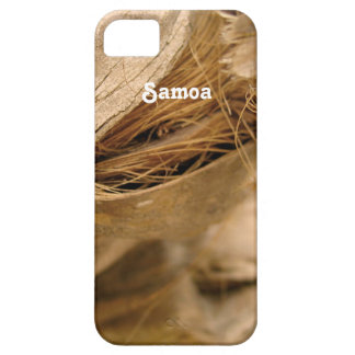 Samoa Coconut iPhone 5 Case