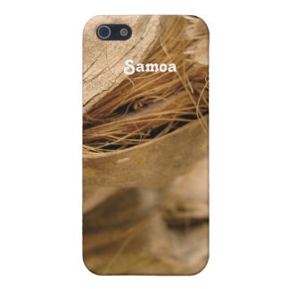 Samoa Coconut Cases For iPhone 5