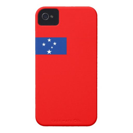 samoa country flag case blackberry bold covers