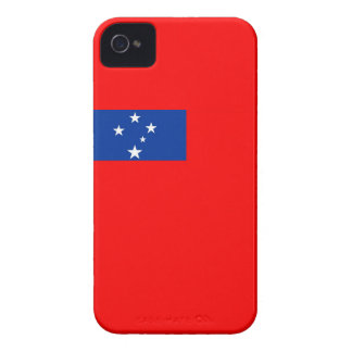 samoa country flag case iPhone 4 cases
