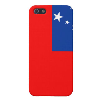 samoa country flag case iPhone 5 covers