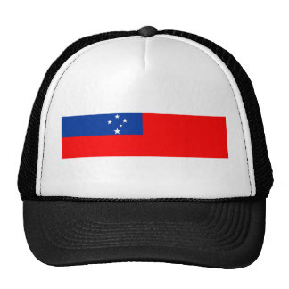 samoa country flag nation symbol cap