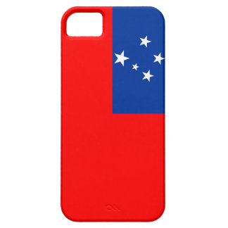 samoa country flag nation symbol iPhone 5 case