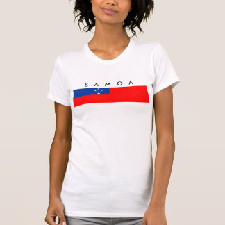 samoa country flag nation symbol T-Shirt
