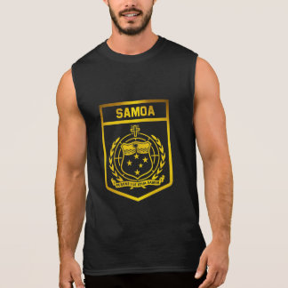 Samoa Emblem Sleeveless Shirt
