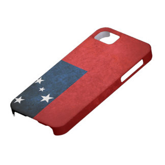 Samoa Flag Barely There iPhone 5 Case