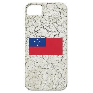Samoa Flag Case For The iPhone 5