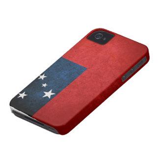 Samoa Flag Case-Mate iPhone 4 Case