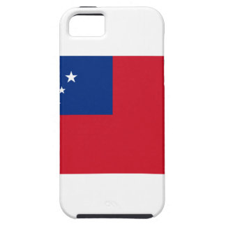 Samoa Flag iPhone 5 Cover