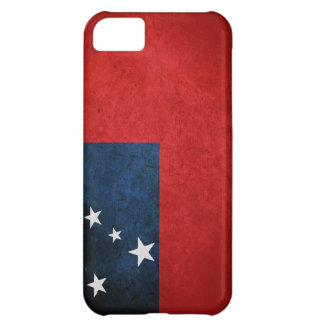 Samoa Flag iPhone 5C Case