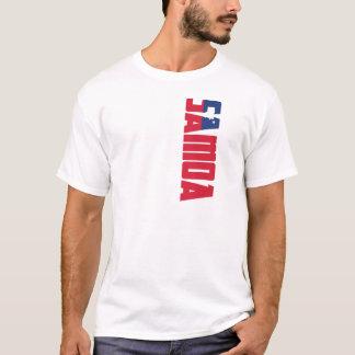 Samoa Flag T-Shirt