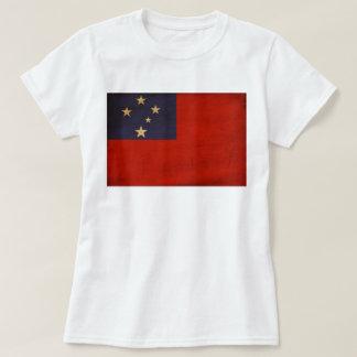 Samoa Flag Tee Shirts