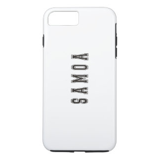 Samoa iPhone 7 Plus Case