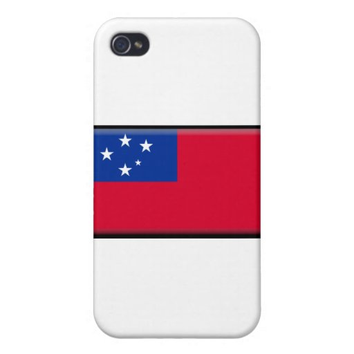 Samoa  covers for iPhone 4