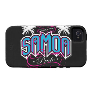 Samoa Pride Vibe iPhone 4 Covers