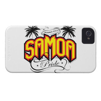 Samoa Pride iPhone 4 Case