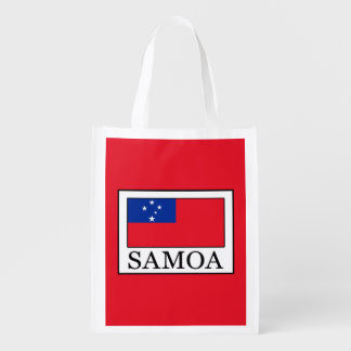 Samoa Reusable Grocery Bag