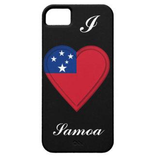 Samoa Samoan flag iPhone 5 Case