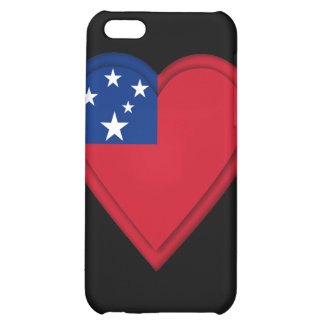 Samoa Samoan flag iPhone 5C Cases