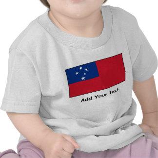 Samoa - Samoan Flag Tees