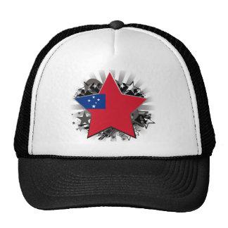 Samoa Star Cap