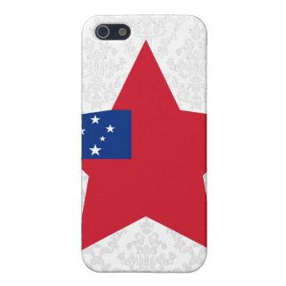 Samoa Star iPhone 5 Covers