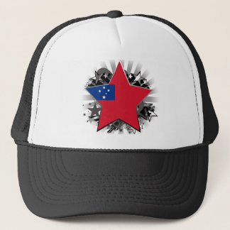 Samoa Star Trucker Hat