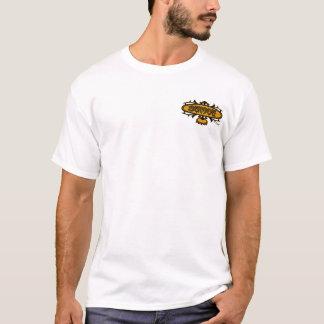 Samoa Surf Ava (Gold/Brown) T-Shirt