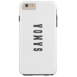 Samoa Tough iPhone 6 Plus Case