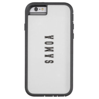 Samoa Tough Xtreme iPhone 6 Case