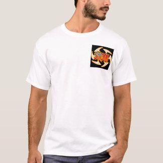 Samoa Tribal Black T-Shirt