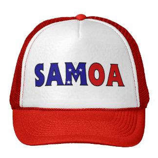 Samoa Trucker Cap
