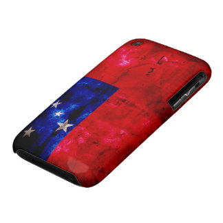 Samoan Flag iPhone 3 Case-Mate Cases