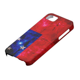 Samoan Flag Case For The iPhone 5