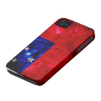 Samoan Flag Case-Mate iPhone 4 Case