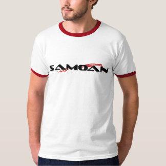 Samoan Ringer T-Shirt