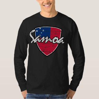 Samoan shield design T-Shirt