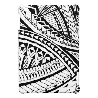 Samoan tattoo pattern cover for the iPad mini
