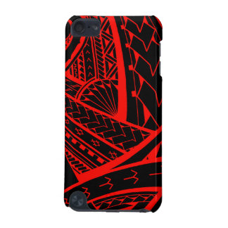 Samoan tribal tattoo design with spearheads iPod touch 5G cases