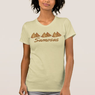 Samosas Indian Food Samosa Cooking Foodie India T-Shirt