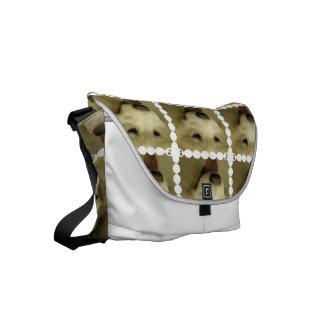samoyed-5 courier bag