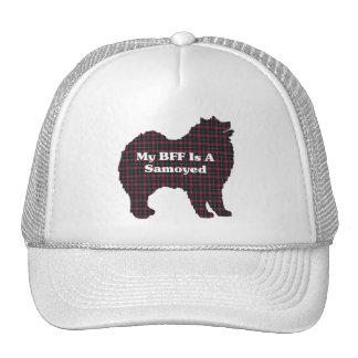 Samoyed BFF Hat