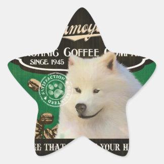 Samoyed Brand – Organic Coffee Company Stickers