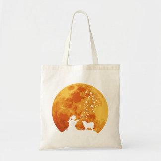 Samoyed Budget Tote Bag